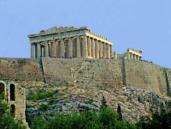 acropolis by evelen