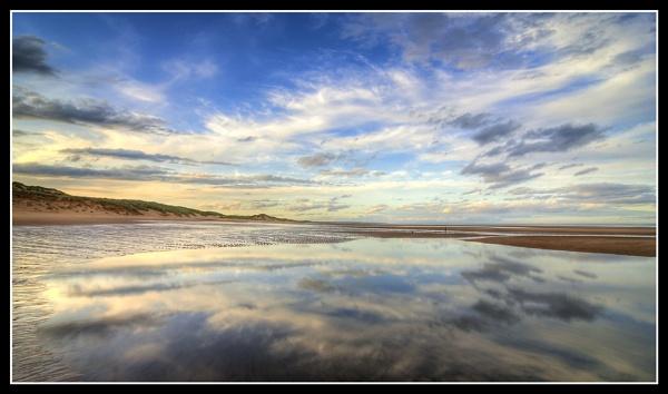 Balmedie Beach by uggyy