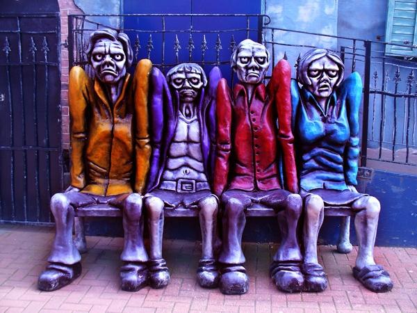 Meet The Gang by chensuriashi