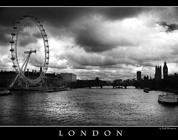 Eye on London by RoddBC