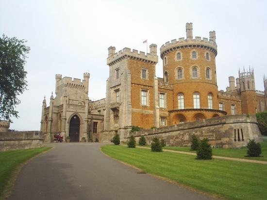 Belvoir Castle by riffusraffus