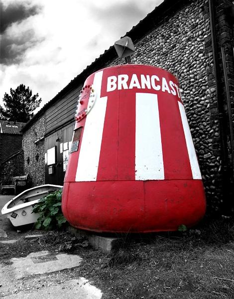 Brancaster Buoy by Bellie
