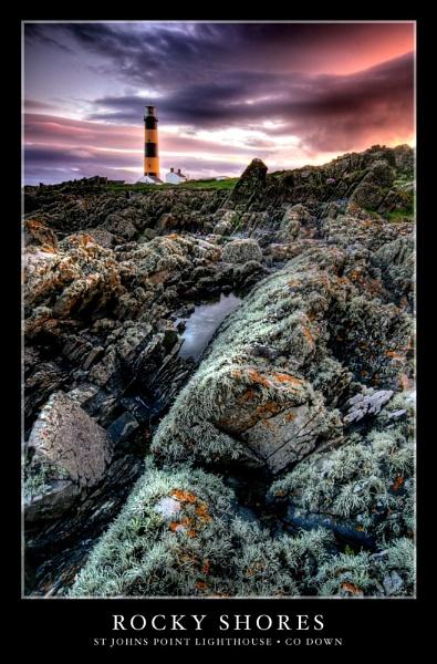 Rocky Shores by Codiac