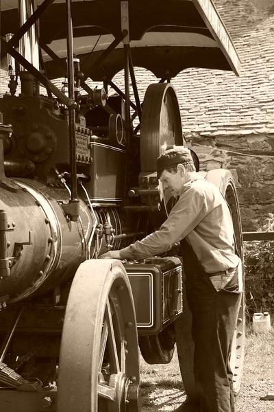 steam rally anglesey by karlbyast