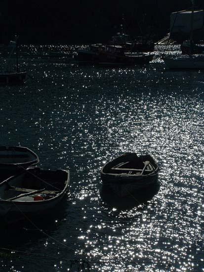 Moonlit Harbour by theeyesoftheblind