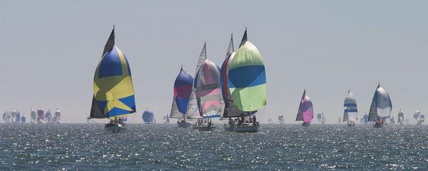 Sailing by jonp