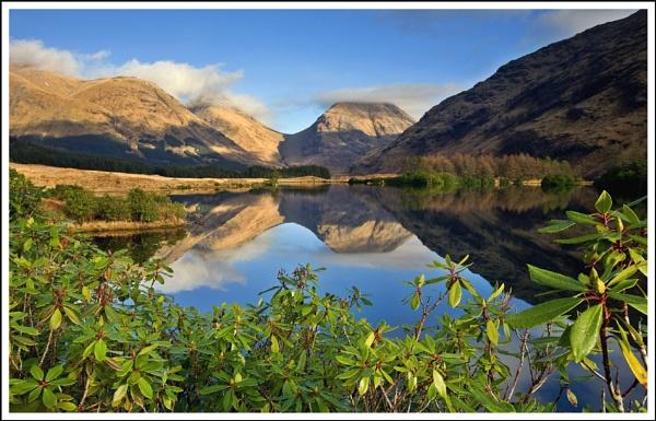 Lochan Ur... by Scottishlandscapes