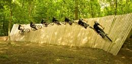 wall ride morph