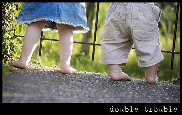 Double trouble by martinproe