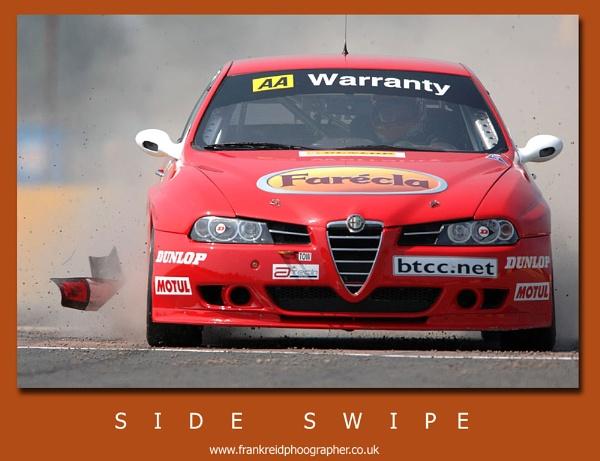 Side Swipe by Frank_Reid