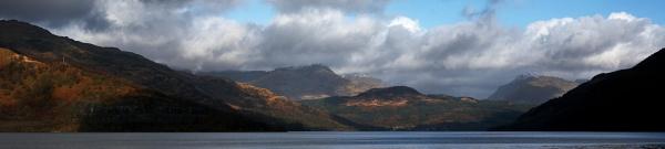 Loch Lomond Panorama by Nigel_95