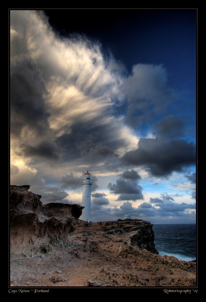 Storming Cape Nelson II by Robsterios