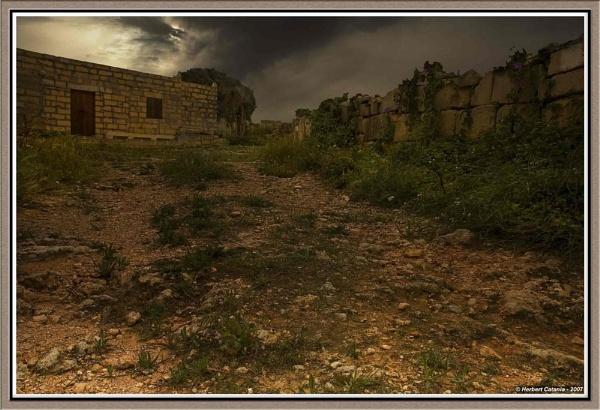 Ghoulish Territory by BertC