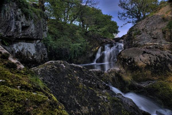 Ingleton Falls 2 HDR by adyparker