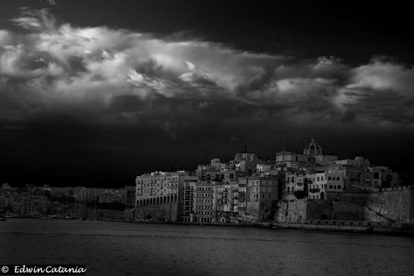 Senglea Malta by edcat