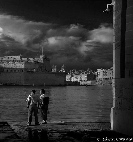 Customs Quay Malta by edcat