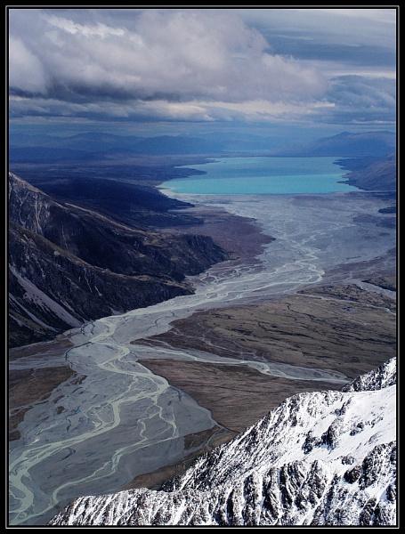Lake Pukaki NZ by JohnEW