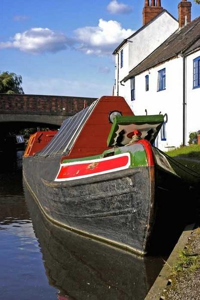 Bridge &  Boat by Humph