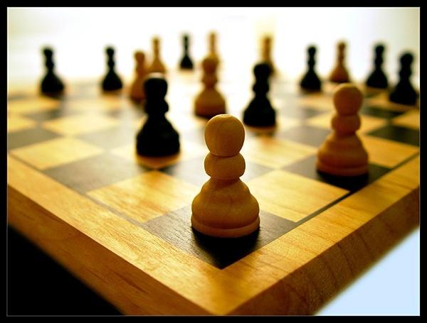 Pawns by Aristeidis