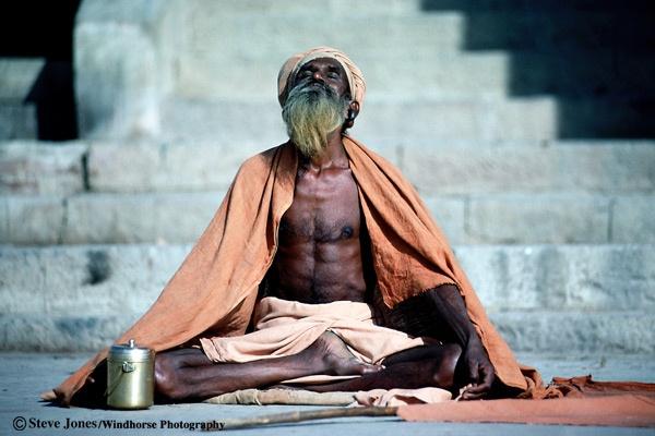 Meditation by SteveJones