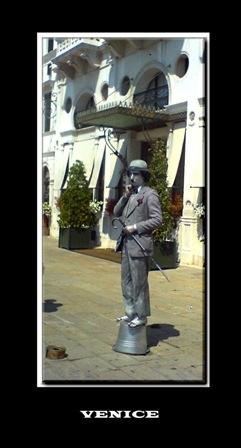 Charlie Chaplin by patsy88