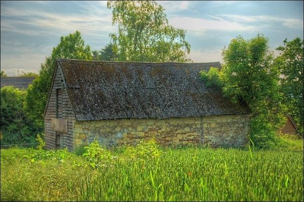Farm House by possumhead