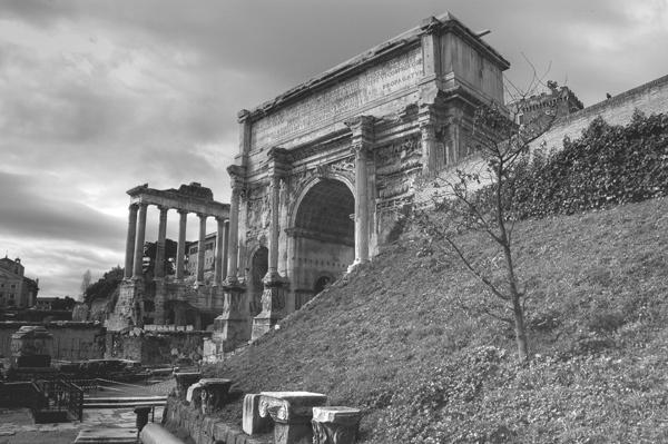 Italian Ruins by possumhead