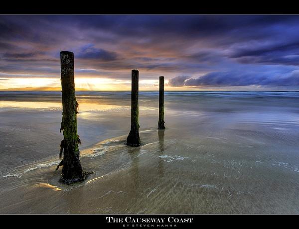 The Causeway Coast by StevenHanna