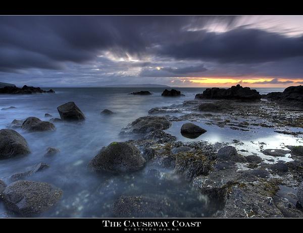The Causeway Coast III by StevenHanna