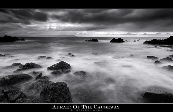 Afraid Of The Causeway by StevenHanna
