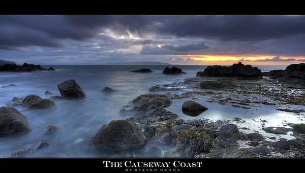 The Causeway Coast IV by StevenHanna