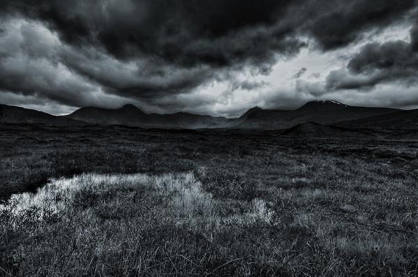 Rannoch Moor by digicammad