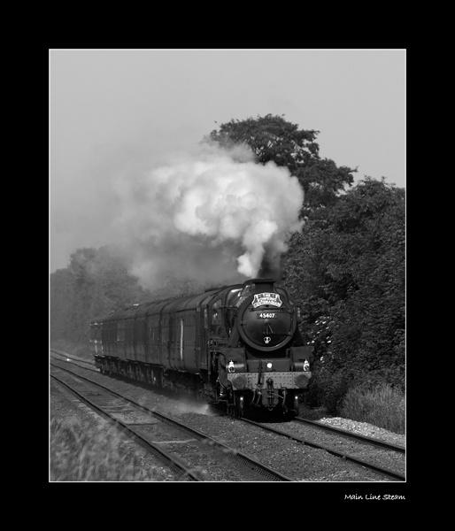 Main Line Steam by dtomo68