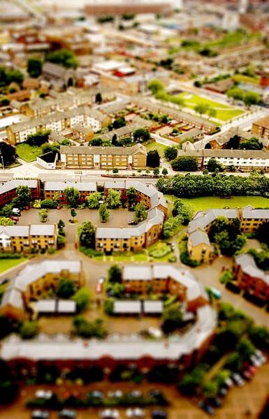 Model Village by deviant