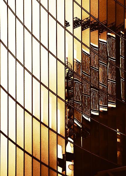 Lloyds Reflection by Topcat