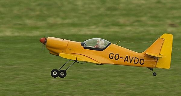 GO AVDC by captainpenguin