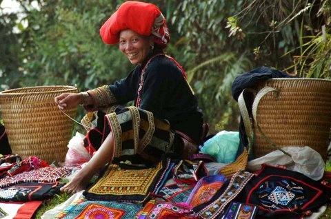 Mong women by khanhnguyen