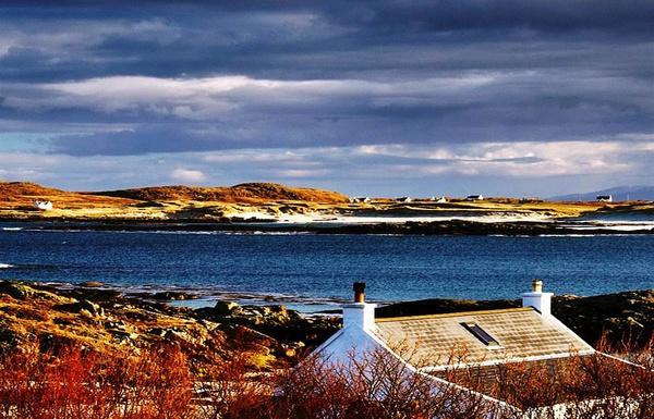 Across The Bay by jeanie