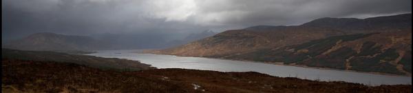 Loch Loyne Panorama by Nigel_95