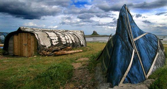 Holy Isle by photododger