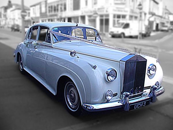 Rolls Royce Again by chensuriashi