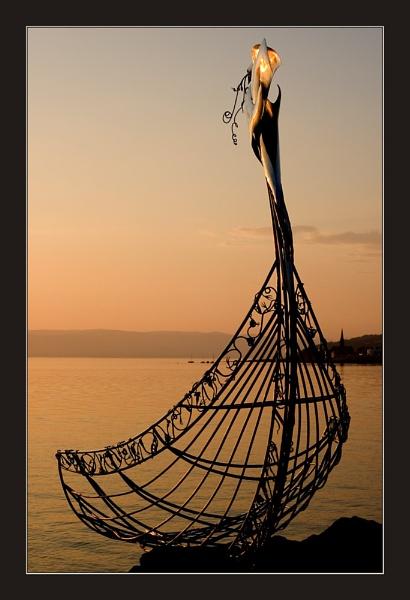 Viking Sculpture by Adonalds