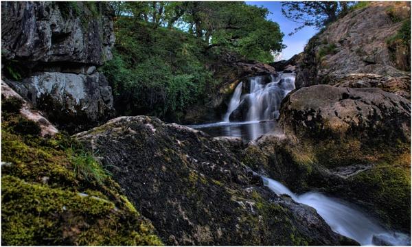 Ingleton Falls 3 HDR by adyparker