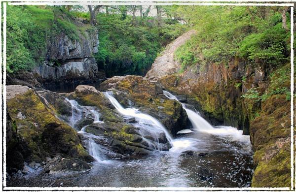 Ingleton Falls 4 by adyparker