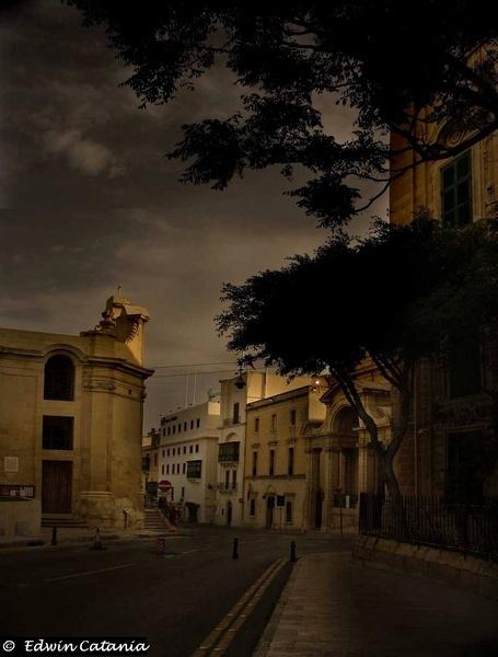 Valletta Castille-Pavement by edcat