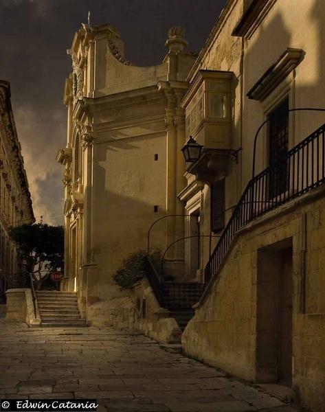 Baroque Malta by edcat
