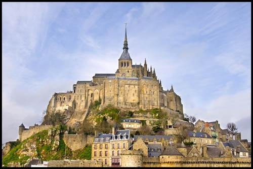 Mont St. Michael by Steven_Tyrer
