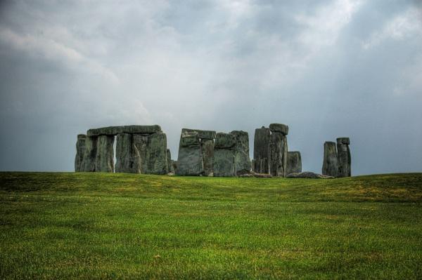 Stonehenge by possumhead