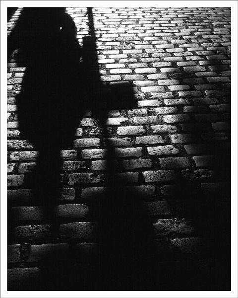 Parisian Walkway by rontear