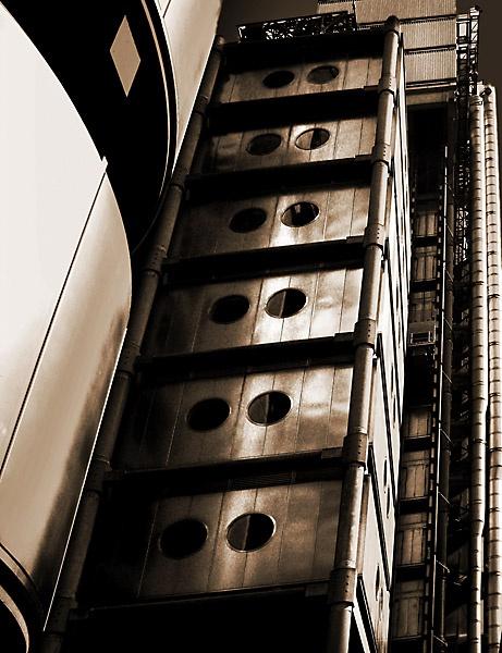 Lloyds Of London by Topcat